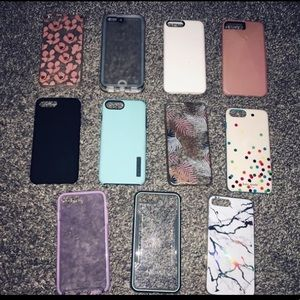 iPhone cases, 7&8 plus